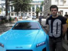 საქართველოში დამზადებული ავტომობილი +(ფოტოები)