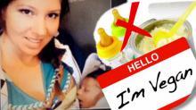 ვეგეტერიანული რეცეპტი ბავშვებისთვის- დედამ კინაღამ თავის ჩვილი მოკლა