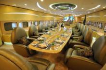 აზერბაიჯანის პრეზიდენტს ახალი თვითმფრინავი ჰყავს