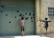 ესპანელი არტისტის ქუჩის მხატვრობის შედევრები ევროპის ქალაქებში