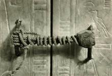 პირველაღმომჩენების  თვალით დანახული ტუტანჰამონის სარკოფაგი