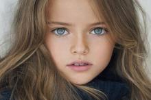 ყველაზე ლამაზი ბავშვი მსოფლიოში პედოფილების ყურადღების ქვეშ მოექცა