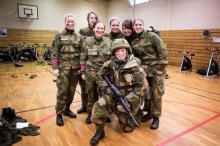 ნორვეგიის არმიაში სამსახური ქალებისათვის სავალდებულო გახდა.
