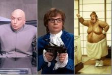 მსახიობები,რომლებმაც ერთ ფილმში რამდენიმე როლი ითამაშეს