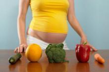 ორსულთა კვება