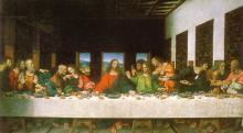 რატომ ჰგავს ერთმანეთს ქრისტე და იუდა და ვინჩის ნახატზე - უცნაური ისტორია