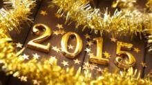 ჩემო მეგობრებო ახალ 2015 წელს გილოცავთ...