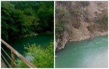 გადავარჩინოთ საქართველოს ბუნება - მდინარე ტეხურის ხეობა