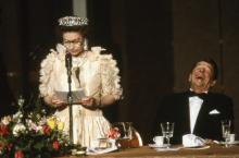 ერთი დედოფალი და  თერთმეტი პრეზიდენტი