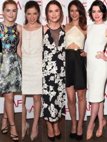 AFI Awards  2015-ის დაჯილდოვებისთვის რჩეული ვარსკვლავები