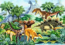 დინოზავრები ზომები და მაშტაბები