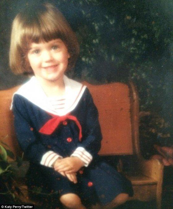 ეს პატარა ანგელოზი ქეთი პერია