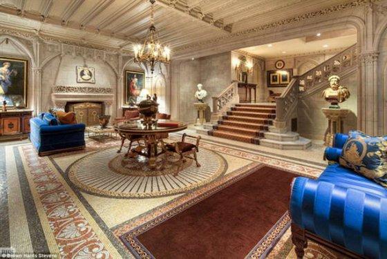 ერთ-ერთი ყველაზე ძვირადღირებული სახლი მსოფლიოში