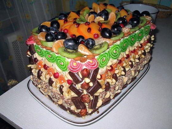 Вкусно красиво фото торта