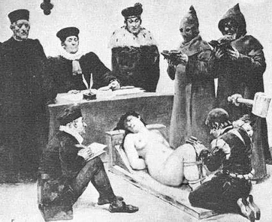 ჯადოქრობისათვის სიკვდილით დასჯილი უკანასკნელი ქალბატონი