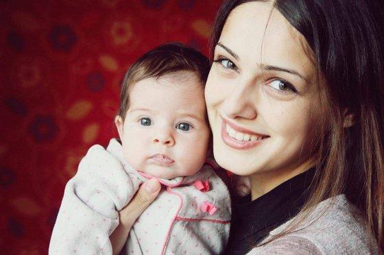 ულამაზესი დედა და ულამაზესი შვილი