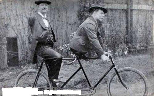 უცნაური ფოტო 1920 წ.