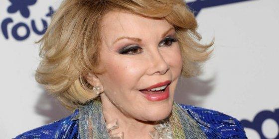 გარდაიცვალა  Joan Rivers 81 წლის ასაკში