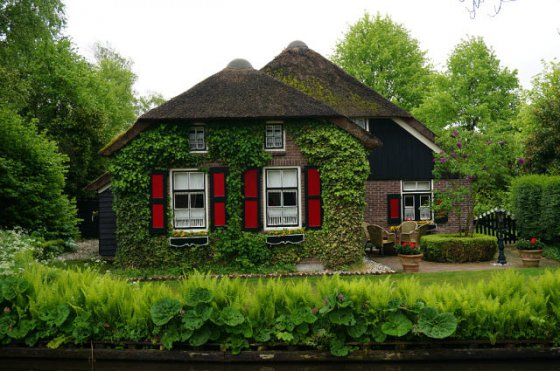 სოფელი ჰოლანდიაში