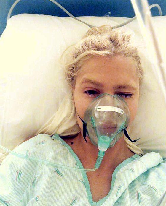 ნუკი კოშკელიშვილი საავადმყოფოში მოხვდა