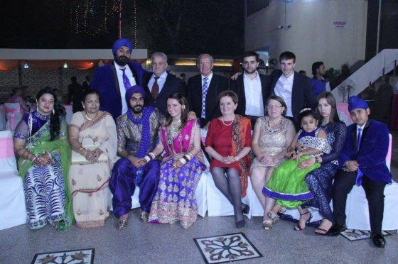სოფოს ქორწილი ინდოეთში