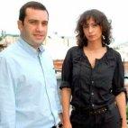 ირაკლი ალასანია და მისი მეუღლე