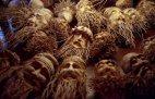 ბამბუკის ფესვებისგან შექმნილი კაცები.
