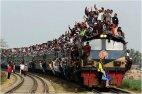 ეკონომიური მატარებელი ტონგოში, ბანგლადეში