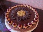 Чем красиво украсить торт в домашних условиях в фото 732
