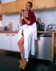 ირინა სამზარეულოში