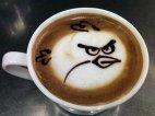 ეს ყავა სპეციალურად Gothika-სთვის მოვამზადე!