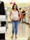 ფეხმძიმეც მშვენიერია მილა კუნისი