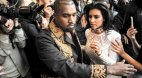 kim-kardashian და kanye-west