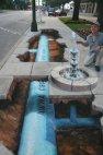 3D ქუჩის ხელოვნება