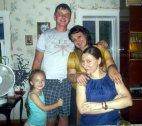 ამალია ჯიბლაძის ოჯახი