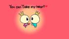 აიღე ჩემი გული  ♥