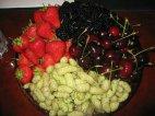 ხილის ასორტი