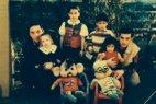 ყოფილი მინისტრები შვილებთან ერთად
