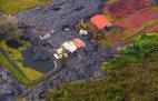 მილიონ დოლარად შეფასებული ვილა  ასე დაფარა ვულკანის  ლავამ (ჰავაი)