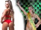 """ბრაზილიაში """"მის ბუმბუმი""""-2014 აირჩიეს"""