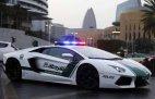 პოლიციის მანქანა დუბაიში