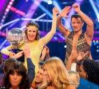 ცეკვის დედოფალი გახდა - Caroline Flack