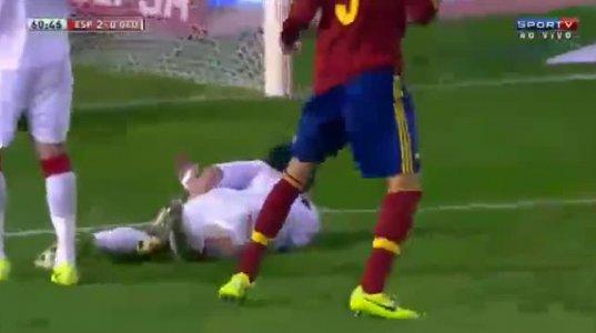 ესპანეთი 2-0 საქართველო