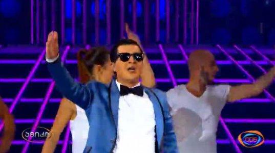 ამიკო ჩოხარაძე - PSY -Gangnam Style