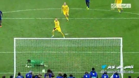 უკრაინა-საფრანგეთი 2-0