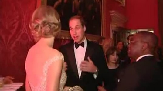 Prince William meets Taylor Swift and Jon Bon Jovi