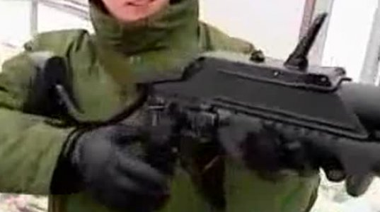 რუსების ახალი ფანტასტიკური იარაღი
