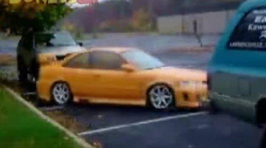 მანქანის დაპარკინგების რამდენიმე შესანიშნავი ვიდეო