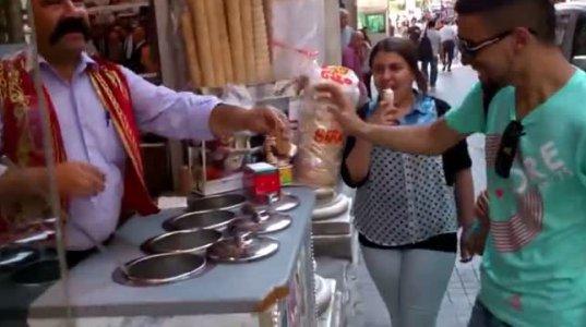 ნაყინის საუკეთესო გამყიდველი