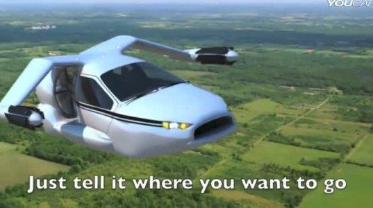 მფრინავი მანქანა, უახლოესი მომავალი